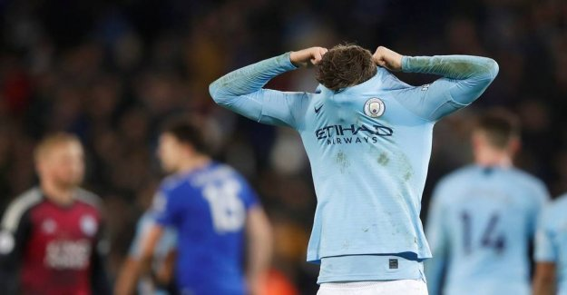Manchester City thrown out of the Champions League
