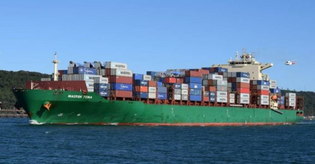 Media: Maersk-ship boarded by pirates