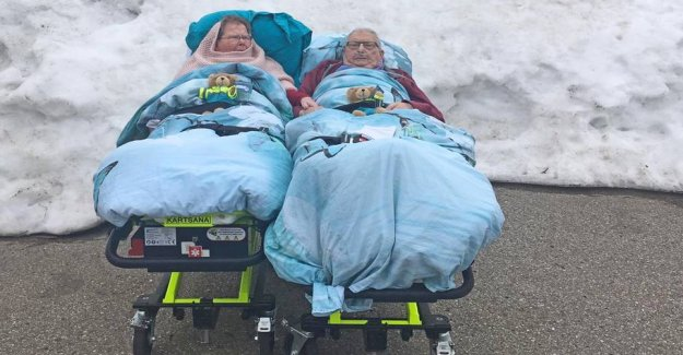 Meet the dying couple's last wish