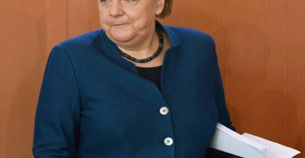 Merkel shaken: It is inexcusable