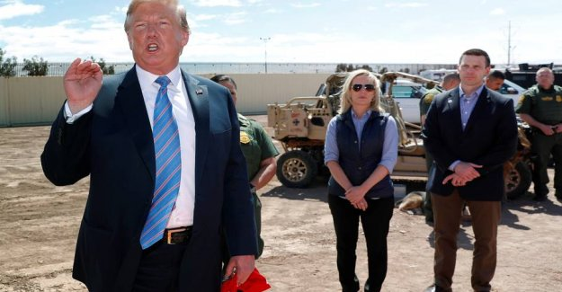 Money to wall: Trump grabs billions from the military