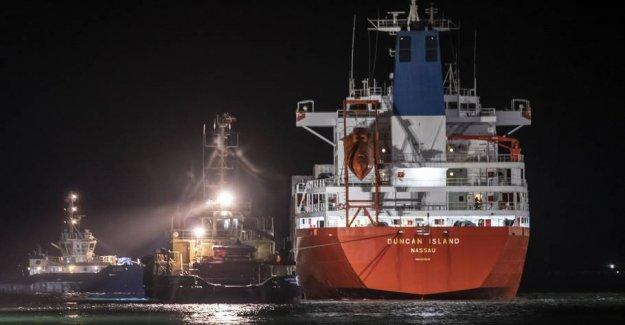 Narkoskibet: Last crew members imprisoned