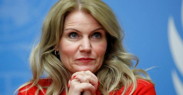 New detection: So close is Helle on tax havens-king