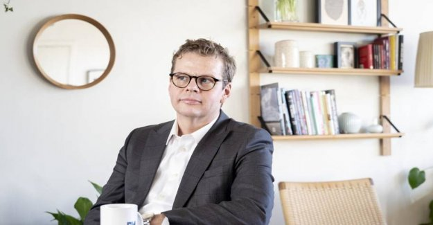 New job for Anders Langballe
