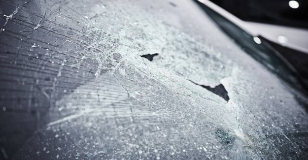 No trace of the vandals that destroyed 50 cars