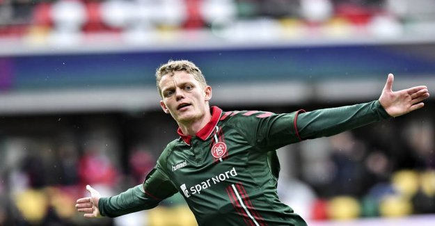 Recognising the blooper: Good news for Brøndby