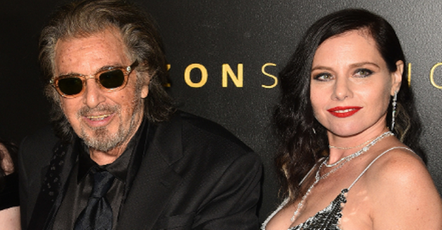 She broke up with Al Pacino: - the Age difference was too big