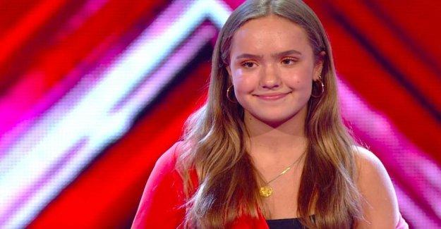 Shock in X Factor: Here is her response