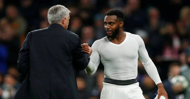 Smoke out in the cold - now he is attacking Mourinho