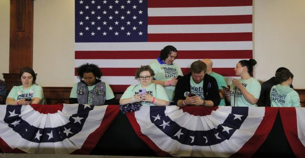 The democratic results from Iowa are delayed
