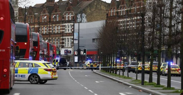The victim in mortal danger: Several stabbed in terror-related attacks in London