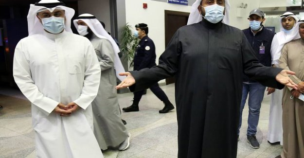 Three new middle-eastern countries are hit by the coronavirus