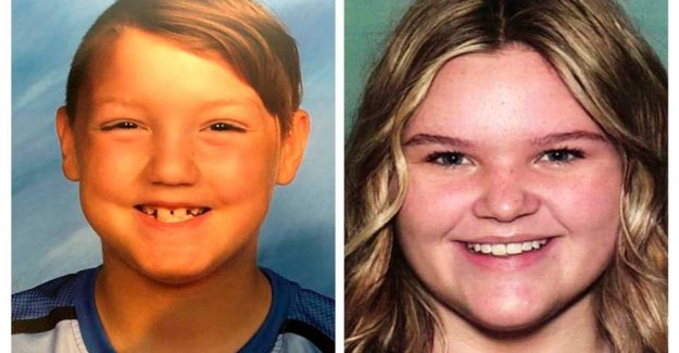 Two children disappeared: the Mother arrested in a wild second criminal