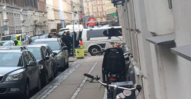 Two injured after stabbing in Copenhagen