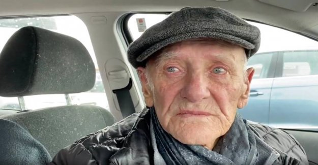 Viral-bomb in Sweden: the 88-year-old homeless Rolf lived in his car