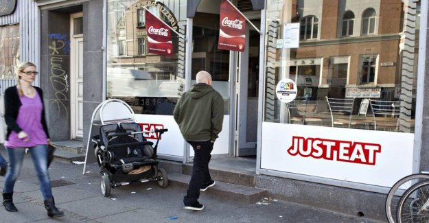 After criticism: Just Eat lowers fee