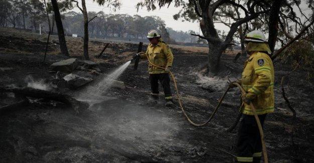 Australia will develop satellite to predict wildfires