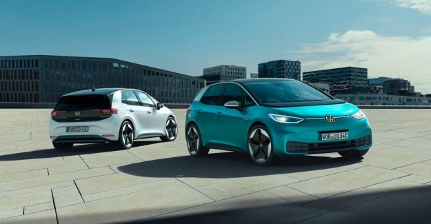 Automobile giant: An electric car is cheaper to run than a petrol car