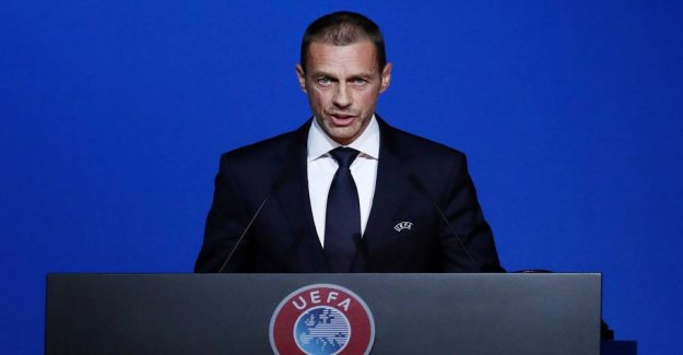 Big confusion: the UEFA in the EM-u-turn