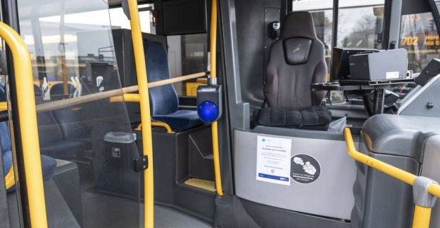 Busstrejke lasted only four hours: Håndsprit obtained in record time
