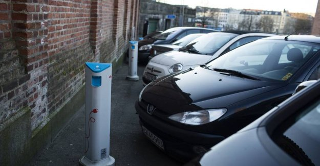 Can not let the electric cars: - It is a huge problem