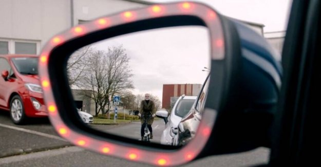 Can save lives: New technology for cars to prevent accidents