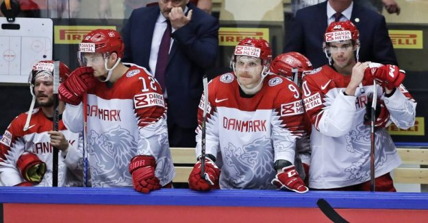 Corona is threatening the WORLD championships in Denmark