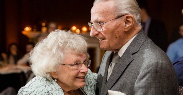 Corona tore them apart: Husband celebrates 67 years of wedding anniversary without his wife's nursing home