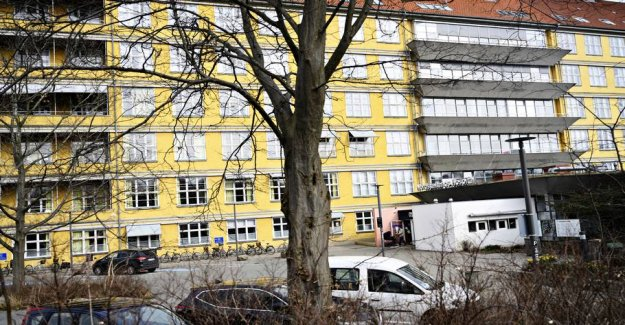 Coronasyg sent around on the Danish hospital: I fear to have infected many