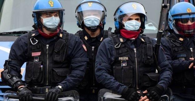 Coronavirus: the Whole of Italy closes down