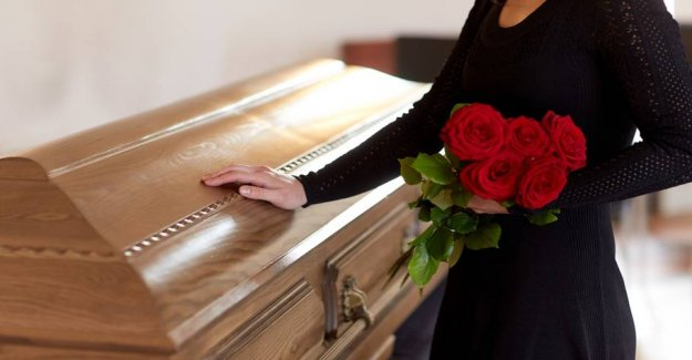 Creates confusion: Ten-person requirement does not apply to burials