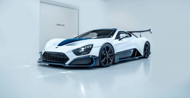 Danish Zenvo is back with a new edition of the insanely hyperbil