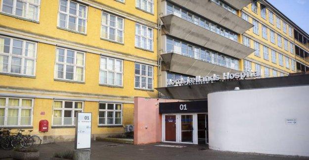Danish hospital hit by the coronavirus: Eight employees sent home