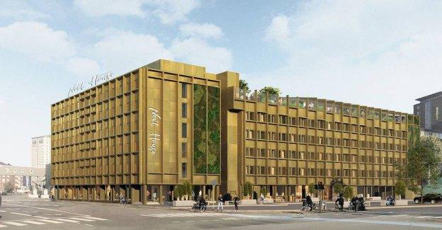 Europe's largest luxury hostel opens in Copenhagen