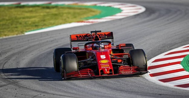 Ferrari in F1-trouble: Therefore, relax the punishment