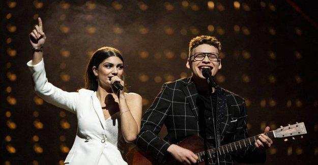 Here is the winner of Dansk Melodi Grand Prix