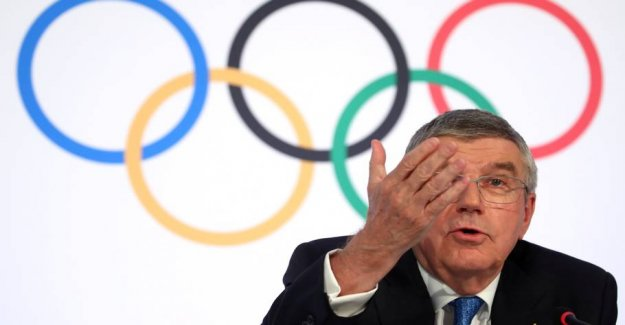 IOC defers the decision about the OLYMPICS