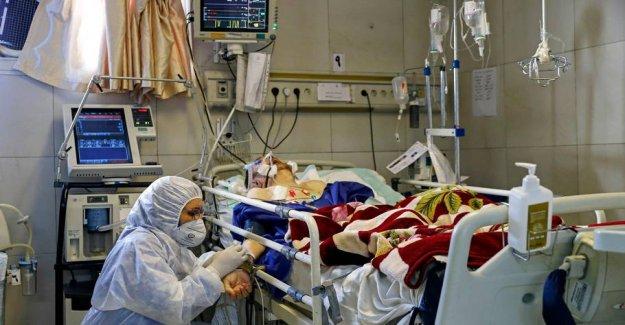 Iran had temporarily 54.000 inmates as part of viruskamp