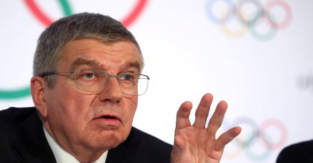 It is coming to a head: Now held the OLYMPICS-crisis meeting