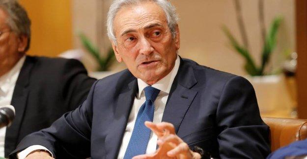 Italian football federation will have EM deferred