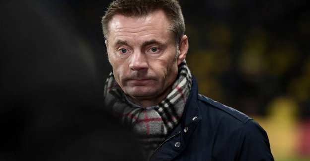 Jan Bech: Better times on the way in Brøndby