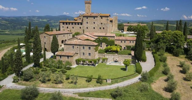 Known Brunello winery being purchased