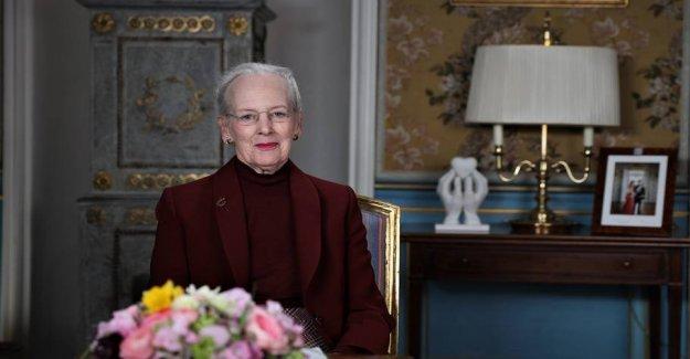 Kongehusekspert traps hardline judgment of the queen's speech