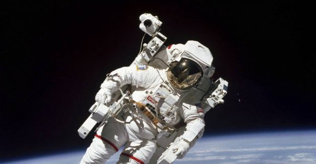 Looking for new astronauts: You don't have a chance