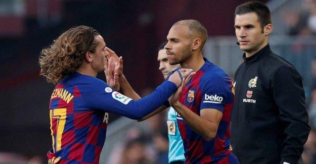 Media: Barça will sell the Braithwaites rival