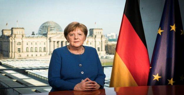 Merkel: Corona is our biggest challenge since the war