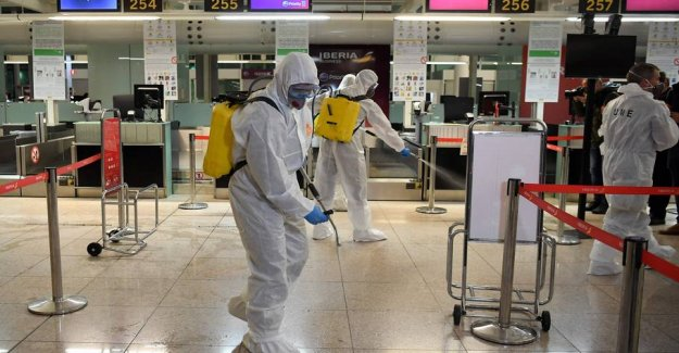 Over 1000 have died of the coronavirus in Spain