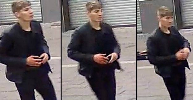 Police calls: do you Know this man?