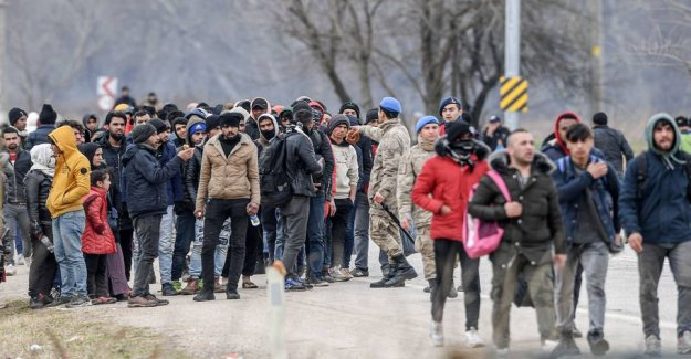 Politician to refugees: Stay away - Sweden is filled