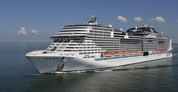 Ports rejects cruise ship: the Employee has the flu